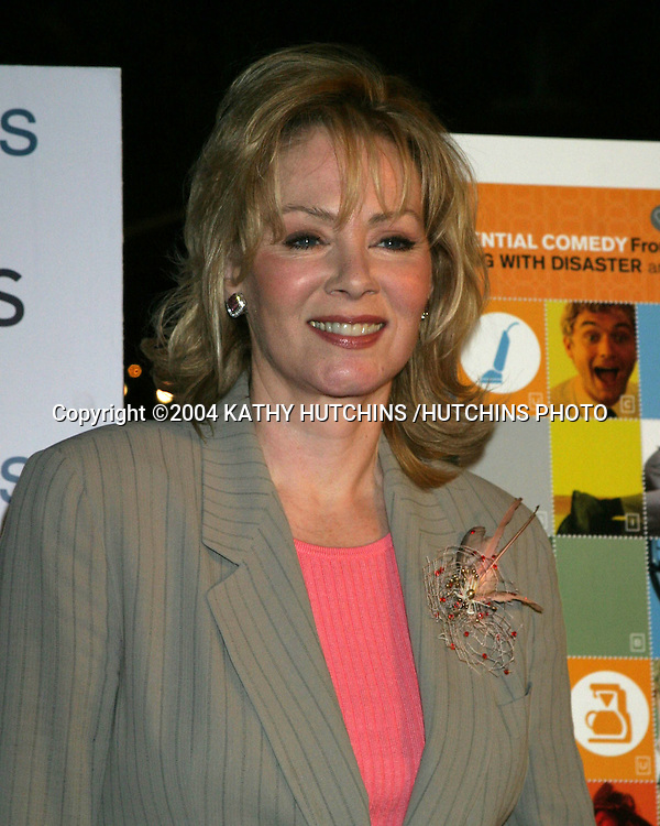 "©2004 KATHY HUTCHINS /HUTCHINS PHOTO.PREMIERE OF ""I LOVE HUCKABEES"".LOS ANGELES, CA.SEPTEMBER 22, 2004..JEAN SMART"