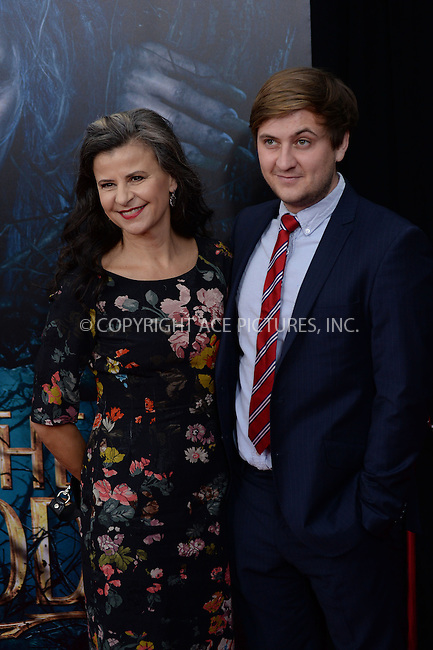 WWW.ACEPIXS.COM<br /> December 8, 2014 New York City<br /> <br /> Tracey Ullman attending the World Premiere of 'Into the Woods' at the Ziegfeld Theatre on December 8, 2014 in New York City.<br /> <br /> Please byline: Kristin Callahan/AcePictures<br /> <br /> Tel: (212) 243 8787 or (646) 769 0430<br /> e-mail: info@acepixs.com<br /> web: http://www.acepixs.com