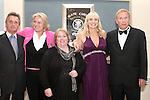 Lord Henry Mountcharles with his wife Iona, Mirium O'Callaghan and Una Clay and Liam Bowens of Stackallen Club at the Fashion Show in Slane Castle in aid of Stackallen Tennis and Pitch and Putt Club and supporting Action Breast Cancer...Photo NEWSFILE/Jenny Matthews.(Photo credit should read Jenny Matthews/NEWSFILE)....This Picture has been sent you under the condtions enclosed by:.Newsfile Ltd..The Studio,.Millmount Abbey,.Drogheda,.Co Meath..Ireland..Tel: +353(0)41-9871240.Fax: +353(0)41-9871260.GSM: +353(0)86-2500958.email: pictures@newsfile.ie.www.newsfile.ie.FTP: 193.120.102.198.