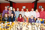 Congratulations to Amy O'Sulivan who is a pupil of Kilflynn school who made her confirmation on Thursday.Having a celebration meal with family and friends at Restaurant Uno's .Front l-r Sinead Hogan,Lena Conley,Kay Hayes,Amy O'Sullivan (confirmation lady),Moira McElligott,Evan O'Sullivan,Ed Hayes,Padraig O'Sullivan,Sheila O'Sullivan,Ed O'Sullivan,Paddy O'Sullivan,Kathleen O'Sullivan,Jerome O'Sullivan, Joanne O'Sullivan and Hughie O'Connell