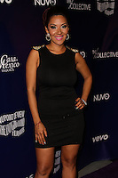 HOLLYWOOD, CA - FEBRUARY 18: Raquel Cordova at the NUVOtv Series Launch Premiere Party held at Siren Studios on February 18, 2014 in Hollywood, California. (Photo by Xavier Collin/Celebrity Monitor)