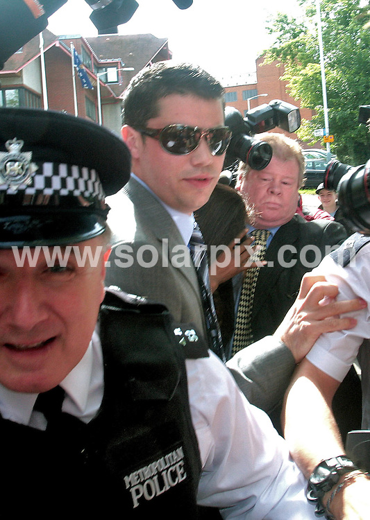 **ALL ROUND PICTURES FROM SOLARPIX.COM**.**NO UK NEWSPAPER PUBLICATION **UK MAGAZINE & SUPPLEMENT PUBLICATION ONLY** AND NO PUBLICATION IN FRANCE, SCANDINAVIA, AUSTRALIA AND GERMANY** .Top Model Naomi Campbell arrives at Uxbridge Magistrates in Middlesex today charged with a string of offences following an incident at London's Heathrow airport on charges related to aggression towards police officers..JOB REF:6694-SFE       DATE:20_06_08.**MUST CREDIT SOLARPIX.COM OR DOUBLE FEE WILL BE CHARGED* *UNDER NO CIRCUMSTANCES IS THIS IMAGE TO BE REPRODUCED FOR ANY ONLINE EDITION WITHOUT PRIOR PERMISSION*