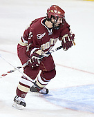 Benn Ferreiro - The Boston College Eagles defeated the Boston University Terriers 5-0 on Saturday, March 25, 2006, in the Northeast Regional Final at the DCU Center in Worcester, MA.