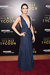 HOLLYWOOD, CA - JULY 27:  Actress Whitney Rice arrives at the Premiere Of Amazon Studios' 'The Last Tycoon' at the Harmony Gold Preview House and Theater on July 27, 2017 in Hollywood, California.