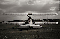 De Havilland Tiger Moth DH82A biplane sport and training aircraft.