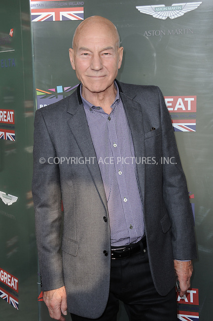 WWW.ACEPIXS.COM<br /> <br /> February 20 2015, LA<br /> <br /> Patrick Stewart arriving at the GREAT British film reception honoring the British nominees of the 87th Annual Academy Awards at The London West Hollywood on February 20, 2015 in West Hollywood, California<br /> <br /> <br /> By Line: Peter West/ACE Pictures<br /> <br /> <br /> ACE Pictures, Inc.<br /> tel: 646 769 0430<br /> Email: info@acepixs.com<br /> www.acepixs.com