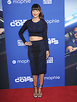 Hannah Simone attends The Twentieth Century Fox L.A. Premiere of Let's Be Cops held at The Cinerama Dome in Beverly Hills, California on August 07,2014                                                                               © 2014 Hollywood Press Awards