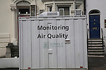 Air monitoring unit, Norwich, Norfolk, England