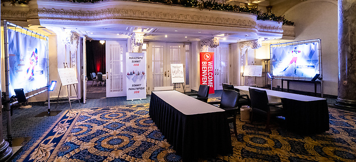 Highlights from the  CPC Paralympic Summit 2018 at the Palliser Hotel in Calgary, Alberta on November 15, 2018.