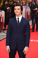 "Fionn Whitehead<br /> arriving for the premiere of ""The Children Act"" at the Curzon Mayfair, London<br /> <br /> ©Ash Knotek  D3420  16/08/2018"