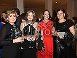 Breda Farrell, Annmarie Rice, Ann Horan and Joanne McShane at the Baile Atha Fherdia Traders Awards in the Nuremore hotel Carrickmacross. Photo:Colin Bell/pressphotos.ie