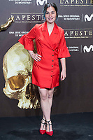 Nadia de Santiago attends to the premiere of 'La Peste' at Callao Cinemas in Madrid, Spain. January 11, 2018. (ALTERPHOTOS/Borja B.Hojas) /NortePhoto.com NORTEPHOTOMEXICO