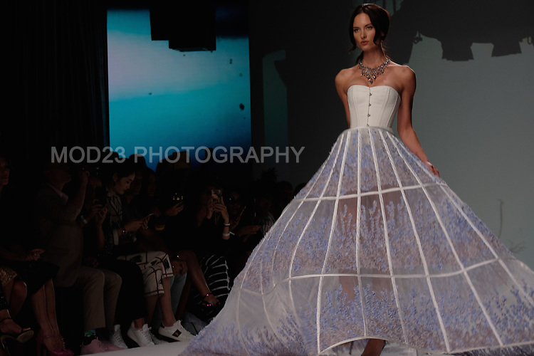 Malan BretonBreton Spring/Summer 2018 at Style Fashion Week New York