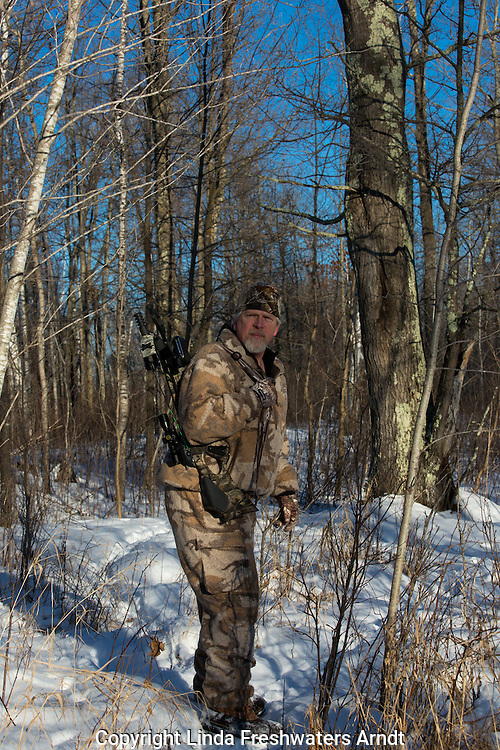 Crossbow hunter