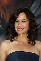 Carla Gugino Skyscraper premiere<br /> 7-10- 2018<br /> Photo By John Barrett/PHOTOlink.net