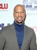 BEVERLY HILLS, CA - DECEMBER 3: Common, at ACLU SoCal's Annual Bill Of Rights Dinner at the Beverly Wilshire Four Seasons Hotel in Beverly Hills, California on December 3, 2017. Credit: Faye Sadou/MediaPunch /NortePhoto.com NORTEPHOTOMEXICO