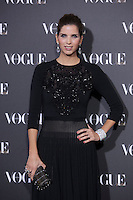 Margarita Vargas attends 2014 Vogue Jewelry Awards in Madrid, Spain. November 18, 2014. (ALTERPHOTOS/Victor Blanco) /NortePhoto<br />