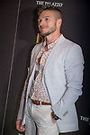 Music director Jesse Vargas attends the opening celebration of 'BAZ - Star Crossed Love' at The Palazzo Las Vegas on July 12, 2016 in Las Vegas, Nevada.