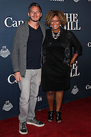 Washington D.C., USA - MAY 02: Spike Mendelsohn, Sunny Anderson at The Hill and Entertainment Tonight Celebrate The White House Correspondents' Dinner Weekend held at the Embassy of Canada on May 2, 2014 in Washington D.C., United States. (Photo by Xavier Collin/Celebrity Monitor)