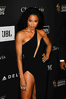 BEVERLY HILLS, CA- FEBRUARY 09: Ciara at the Clive Davis Pre-Grammy Gala and Salute to Industry Icons held at The Beverly Hilton on February 9, 2019 in Beverly Hills, California.      <br /> CAP/MPI/IS<br /> &copy;IS/MPI/Capital Pictures