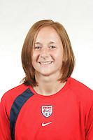 Manya Makoski, U.S. Under 21 Women's National Team Training Camp, Home Depot Center, Carson, CA. May 24, 2005