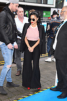 LONDON, UK. March 06, 2019: Nicole Scherzinger arriving for WE Day 2019 at Wembley Arena, London.<br /> Picture: Steve Vas/Featureflash