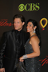 Sean Kanan and girlfriend Michelle at the 38th Annual Daytime Entertainment Emmy Awards 2011 held on June 19, 2011 at the Las Vegas Hilton, Las Vegas, Nevada. (Photo by Sue Coflin/Max Photos)
