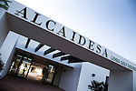 ALCAIDESA -  Clubhuis. Heathlands Golf Course en Links Golf. COPYRIGHT KOEN SUYK