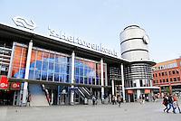 Nederland  Den Bosch  2016 . Station 's-Hertogenbosch. Foto  Berlinda van Dam / Hollandse Hoogte