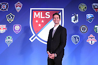 Philadelphia, PA - Thursday January 18, 2018: MLS Executive Vice President, Communications Dan Courtemanche. The 2018 MLS League Meetings were held at the Philadelphia Marriott Downtown.