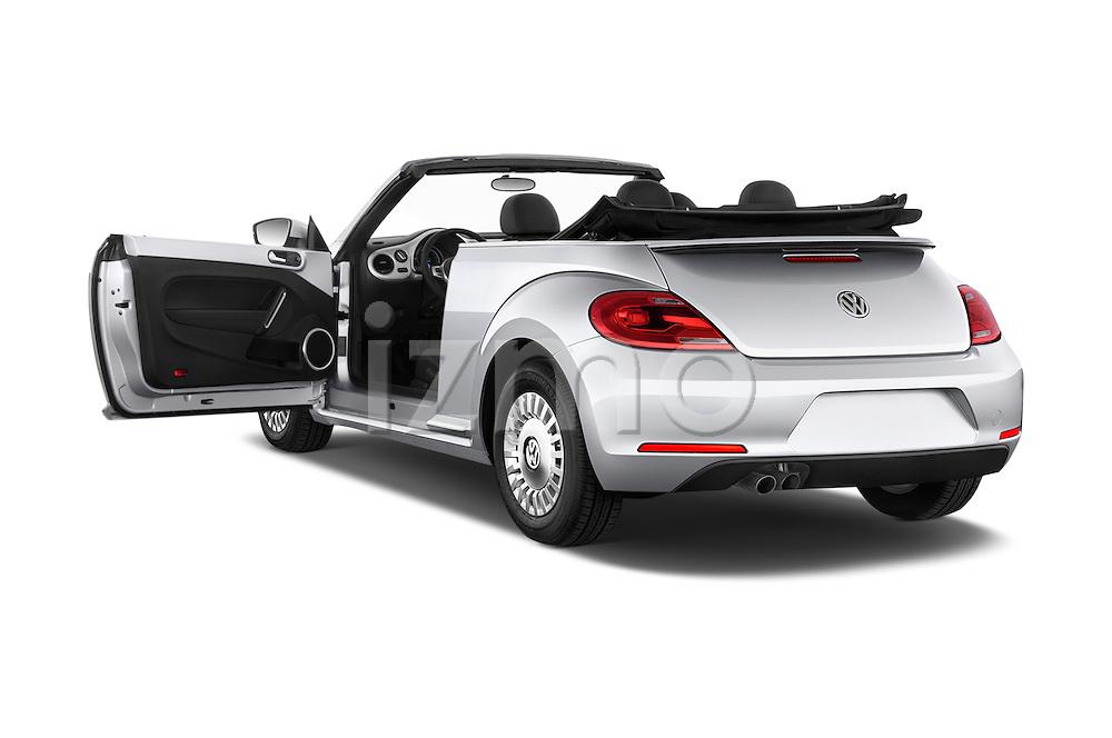 Car images of a 2015 Volkswagen Beetle - 2 Door Convertible 2WD Doors