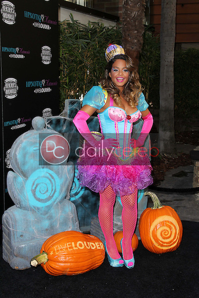 Christina Milian<br />