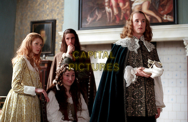 AZURA SKYE, EMMA POOLE, MATTHEW GOODE & MARK DEXTER.in Confessions of an Ugly Stepsister.Ref: FB.**filmstill-editorial use only**.www.capitalpictures.com.sales@capitalpictures.com.Supplied by Capital Pictures