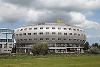 Nederland - Almere- 2019.    MyOffice FashionDome.  MyOffice is het nieuwe Co-working concept van MyOfficeGroup. Werkplekken en kantoren   Foto Berlinda van Dam / Hollandse Hoogte