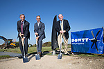 Dowty Propellers Factory Groundbreaking
