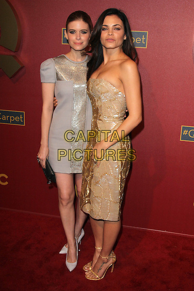 BEVERLY HILLS, CA - February 28: Kata Mara, Jenna Dewan-Tatum at QVC 5th Annual Red Carpet Style Event, Four Seasons, Beverly Hills,  February 28, 2014.  <br /> CAP/MPI/JO<br /> &copy;Janice Ogata/MediaPunch/Capital Pictures