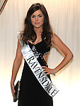 Meabh Sweetman entrant in Louth heat of the Rose of Tralee 2012. Photo: Colin Bell/pressphotos.ie