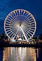 La Grande Roue in the Jardin des Tuileries Paris..©shoutpictures.com.john@shoutpictures.com