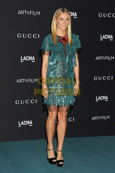 7 November 2015 - Los Angeles, California - Gwyneth Paltrow. LACMA 2015 Art+Film Gala held at LACMA.  <br /> CAP/ADM/BP<br /> &copy;BP/ADM/Capital Pictures