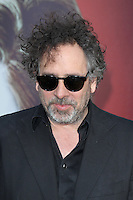 Tim Burton at the premiere of Warner Bros. Pictures' 'Dark Shadows' at Grauman's Chinese Theatre on May 7, 2012 in Hollywood, California. © mpi26/ MediaPunch Inc.