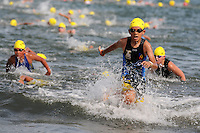 Triatl&oacute;n Sports World Veracruz 2013. &copy;NortePhoto.com ..<br />