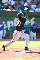 Raul Navarro - 2010 Missoula Osprey - Pioneer League, playing against the Ogden Raptors at Lindquist Field, Ogden, UT - 07/25/2010.Photo by:  Bill Mitchell/Four Seam Images..
