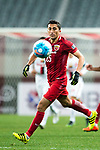 Shanghai FC Midfielder Akhmedov Odil in action during the AFC Champions League 2017 Group F match between Shanghai SIPG FC (CHN) vs Western Sydney Wanderers (AUS) at the Shanghai Stadium on 28 February 2017 in Shanghai, China. Photo by Marcio Rodrigo Machado / Power Sport Images