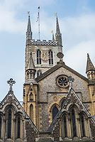 Southwark Cathedral, Southwark, London, England