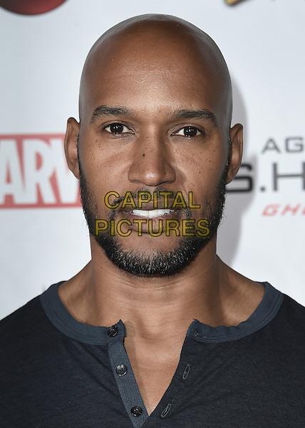 LOS ANGELES, CA - SEPTEMBER 19:  Henry Simmons at the premiere Of ABC's &quot;Agents Of SHIELD&quot; Season 4 at Pacific Theatres at The Grove on Sunday, September 19, 2016, in Los Angeles, California. <br /> CAP/MPI99<br /> &copy;MPI99/Capital Pictures