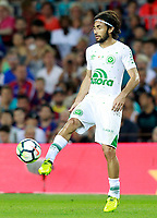 Chapecoense's Luis Apodi during Joan Gamper Trophy. August 7,2017. (ALTERPHOTOS/Acero) /NortePhoto.com