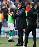 01.09.2019 Rangers v Celtic: Steven Gerrard