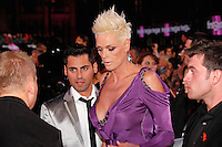 "Brigitte Nielson and Husband attending the ""20th Life Ball"" AIDS Charity Gala 2012 held at the Vienna City Hall. Vienna, Austria, 19th May 2012...Credit: Wendt/face to face /MediaPunch Inc. ***FOR USA ONLY**"