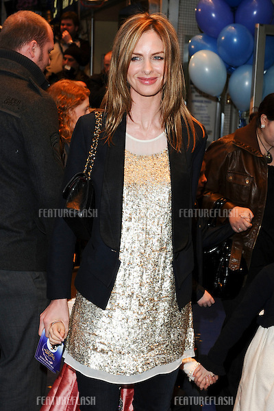 Trinny Woodhall arriving for the 'Nanny McPhee and the Big Bang' premiere at the Odeon West End, Leicester Square, London.  24/03/2010  Picture by: Steve Vas / Featureflash
