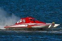 "Kathleen Maurer, Y-16 ""Liquid Fun Racing""                (1 Litre MOD hydroplane(s)"